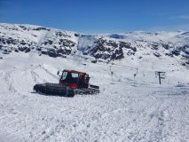 Ski Areas Re-Open in Norway and USA