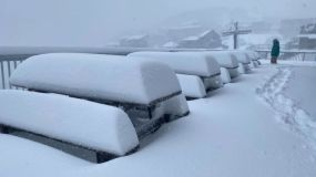 Heavy Pre-Season Snowfall For Australia