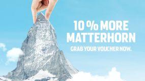 Zermatt Offers 10% Off for Voucher Buyers