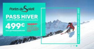 Portes du Soleil To Sell 5,000 Season Passes At €499 Each