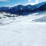 Ski Season Resumes in the Alps