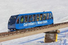 Third Season Without Funicular Looms for Cairngorm