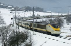 Eurostar Cancels Ski Train