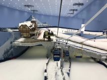 Indoor Gondola Replaced By Indoor Chairlift at Giant Chinese Indoor Snow Centre