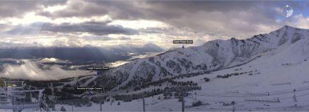 First Snow on US Peaks