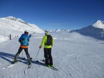 Some Swiss Ski Areas Report Business Up (Others Not)