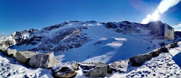 Some Fresh Snow as Glacier Resorts Ready 20-21 Seasons