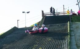 Dry Ski Slope Christened Tubey McTubeface