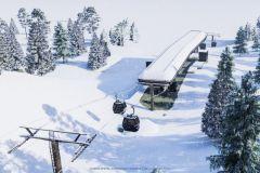 Major New Gondola for Serbia's Largest Resort