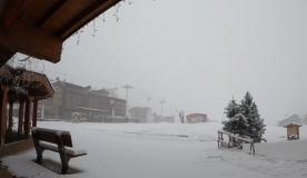 Snowfalls in the Alps, Australia, Dolomites, Pyrenees, Scandinavia, North America and NZ