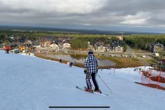 20-21 Ski Season Underway in Lapland