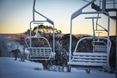 Australian Ski Resort Destroyed By Bushfires Begins Rebuilding