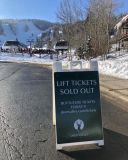US Ski Resort Sells Out Of Lift Tickets For A Week