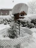 Major Snowstorm In the Alps