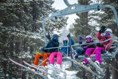 "Tahoe Ski Area Seeing ""More Skiers Than We Thought We Would"""