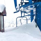 Upto 11 Feet of Snowfall in USA, 2 Metres in Alps