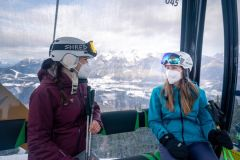 Study Finds Chances Of Catching Virus in Ventilated Gondola Cabins Is Very Low