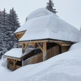 First Metre of Snowfall Reported As Major Storm Hits The Alps