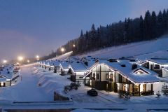 Ukraine Ski Resort Closed for Quarantine