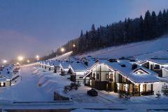 Ukraine Ski Resort Closed for Quarantine