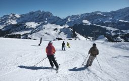 Dramatic Drop in Open Ski Areas in Europe Post Easter