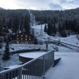 Fresh Mid-May Snow in The Alps