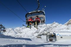 Summer Ski Areas Opening in France, Italy, Norway and USA