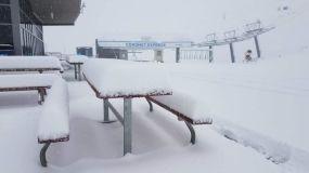 Heavy Snow, But Some Rain, Ahead of New Zealand 2021 Season Start