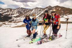 2020-21 Is Fifth Best Season in US History for Skier Numbers