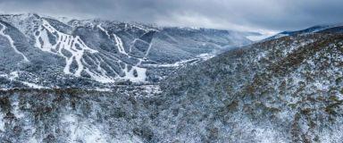 Huge Snowfalls in Australia Ahead of Ski Season's Weekend Start