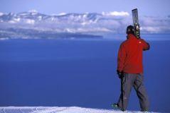 Earthquake Hits Lake Tahoe