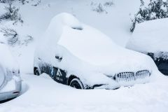 Snow Depths Building in Australia, But Access Limited