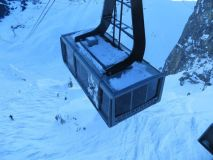 Cabins Damaged on Major Courchevel Lift