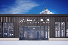 New Ski-in Ski-out Year-Round Test Centre for Zermatt