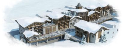 New £170m redevelopment project for Val d'Isère