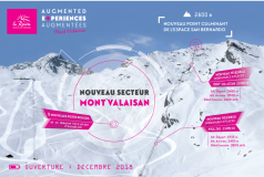 La Rosière expands ski area with 5 new red runs