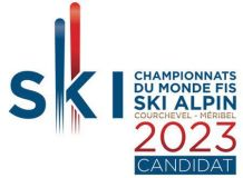 Downhill Course for 2023 World Championships in Courchevel revealed