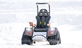 New Electric Vehicles for Val Thorens