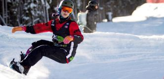 The search is on for a Female GB Paralympic snowboarder