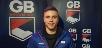 Olympic Silver Medallist Gus Kenworthy joins Team GB