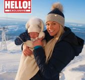Chemmy Alcott's Tips to get New Mums Skiing Again