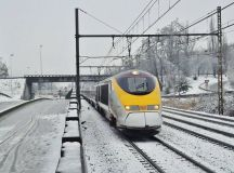9 Facts You Need to Know About the New 'Travelski Express' Ski Train