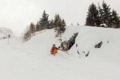 Alpe d'Huez Snow Reports - February 2017