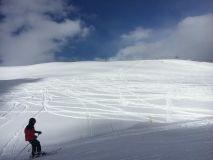 Tignes Val Claret Snow Reports - November 2016