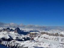 Dolomiti Superski Snow Reports - December 2017