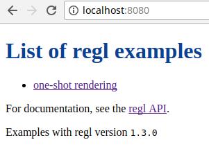 Webpack configured