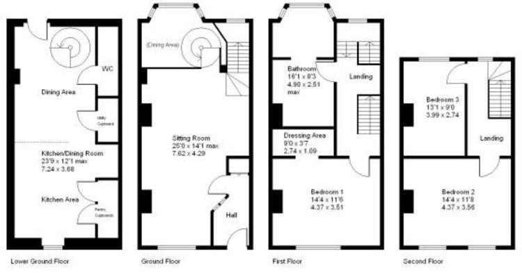 95CR Floorplan