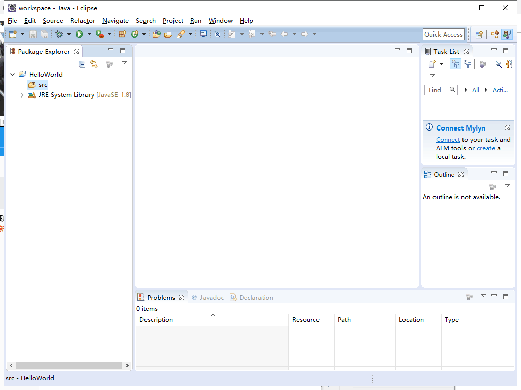 Eclipse Java IDE Setting Up