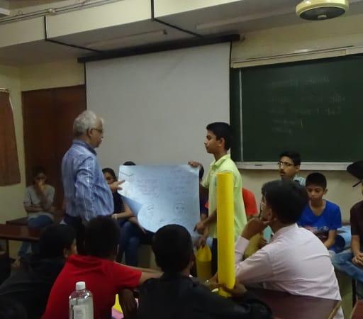 Leadership development camp