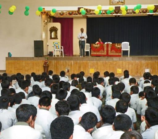 Swami Vivekanada English Medium School